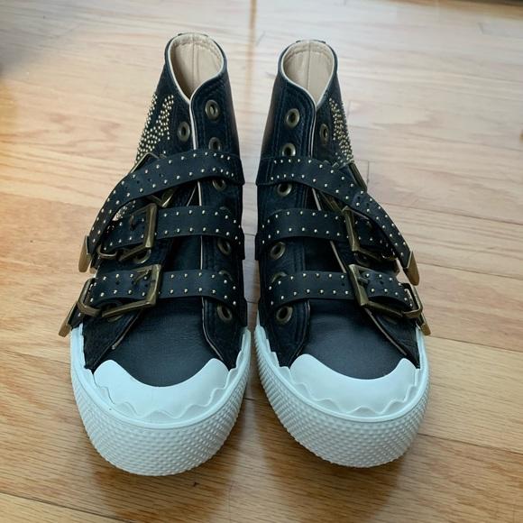 Chloe Shoes | Susanna High Top Sneakers